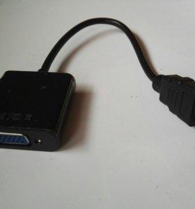 Переходник muniCipalitY M-VGA F, Cablexpert