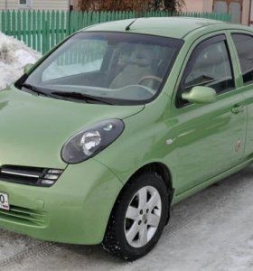 Nissan Micra III 1.4 AT (88 л.с)