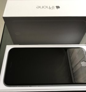 iPhone6 space gray 16gb