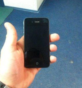 Айфон 4 отличное состояние