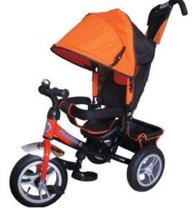 Велосипед Формула3,оранжевый