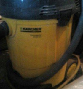 Kercher поломоечные машинки и пылесос