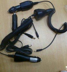 Зарядные устройства от прикуривателя