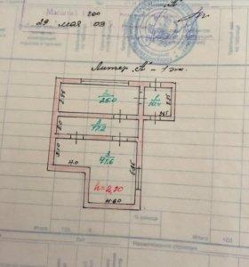 Дом, 58.8 м²