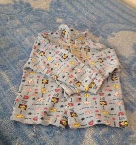 Рубашечка на мальчика