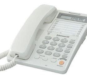 Стационарный телефон panasonic kx-ts2365ru