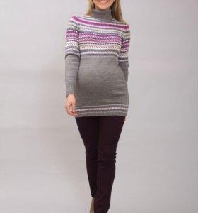Джемпер/платье для беременной