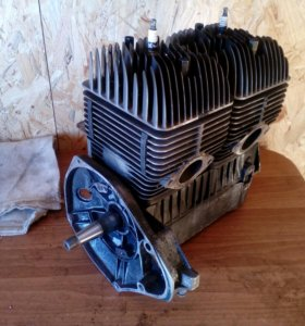 Двигатель на ямаха викенг-540
