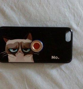 Чехол ( бампер) на iphone 5