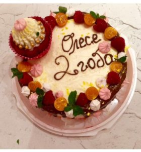 Торт на любой праздник