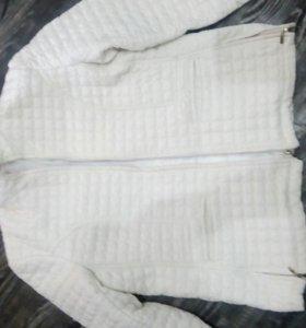 Куртка весна осень 50-54 размер