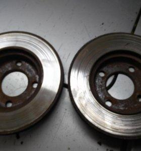 Тормозные диски, Ауди 100 44 кузов