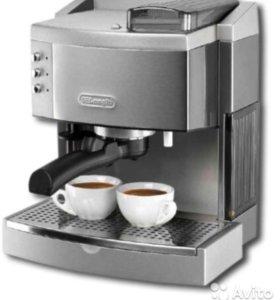 Кофемашина Delonghi EC 750