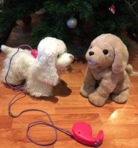 Интерактивные собачки
