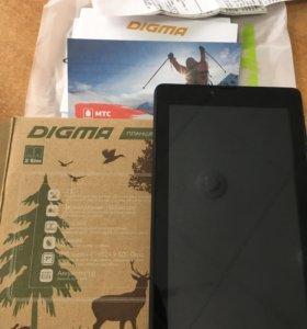 Планшет Digma 7504M 3G