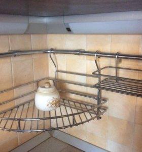 Комплект полок, крючков на кухню