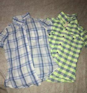 Летние рубашки 👚 за две цена
