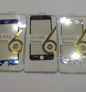 Новые защитные стекла и пленки iphone