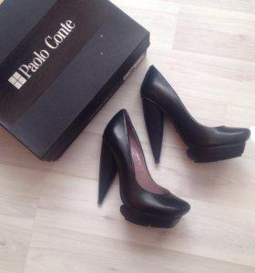 Туфли (кожа)