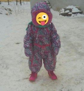Комбенизон зимний