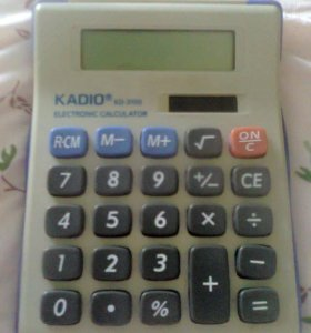Продаю калькулятор.