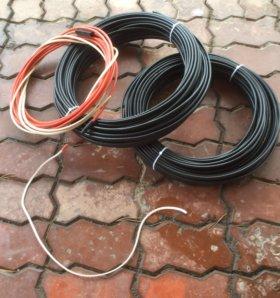 Прогревочный кабель