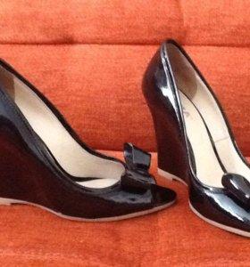 Туфли новые ALBA, размер 36-37