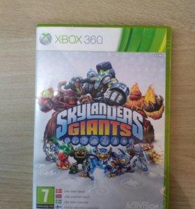 Игра Skylanders Giants на Xbox360