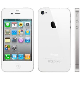 iPhone 4s (64гб) белый