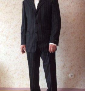 новый костюм Hugo Boss