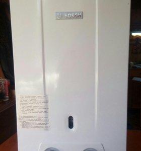 Газовый проточный водонагреватель 10кв 11л в час