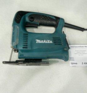 Ручной электролобзик Makita