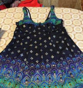 Платье-купальник 58-60 разм.