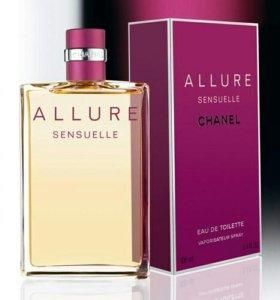 Шанель аллюр женский парфюм