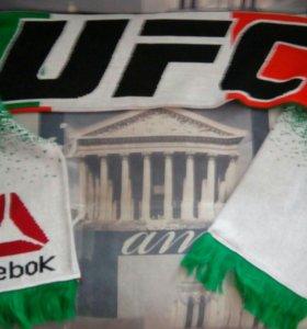 Шарф Reebok UFC новый. Ирландия.