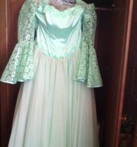 Платье свадебное-вечернее