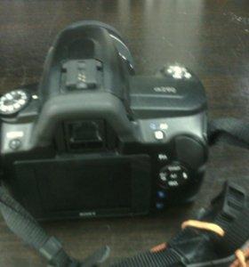 Цифровой фотоаппарат Sony Alfa