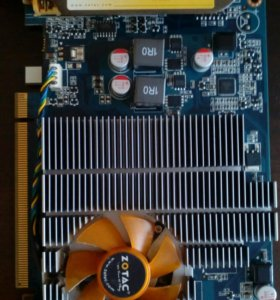 Видеокарта Zotac Geforce GT 220 1gb 128bit ddr2