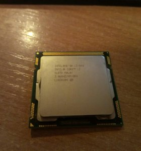 Процессор Intel core i-3 540 lga1156,