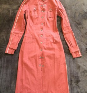 Платье - рубашка