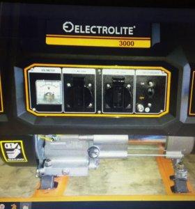 Генератор бензиновый electrolite 3000