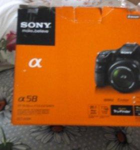 Sony Alpha SLT-A58K