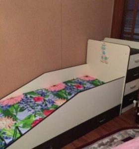 Новая кровать детская