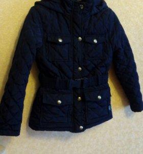 Куртка демисезонная 122 размер