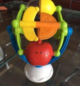 Игрушка на присоске Chico фрукты