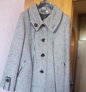 Новое пальто осень-весна р.52
