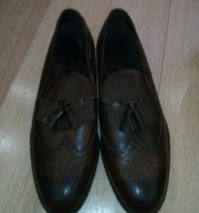 Мужские туфли Massimo Dutti