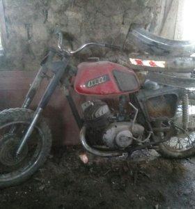 Мотоцикл запчасти