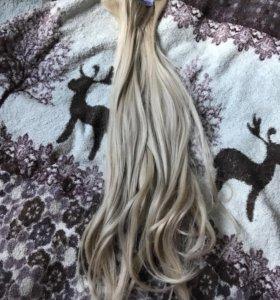Волосы 60 см