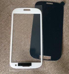 Стекло тач Samsung galaxy S3